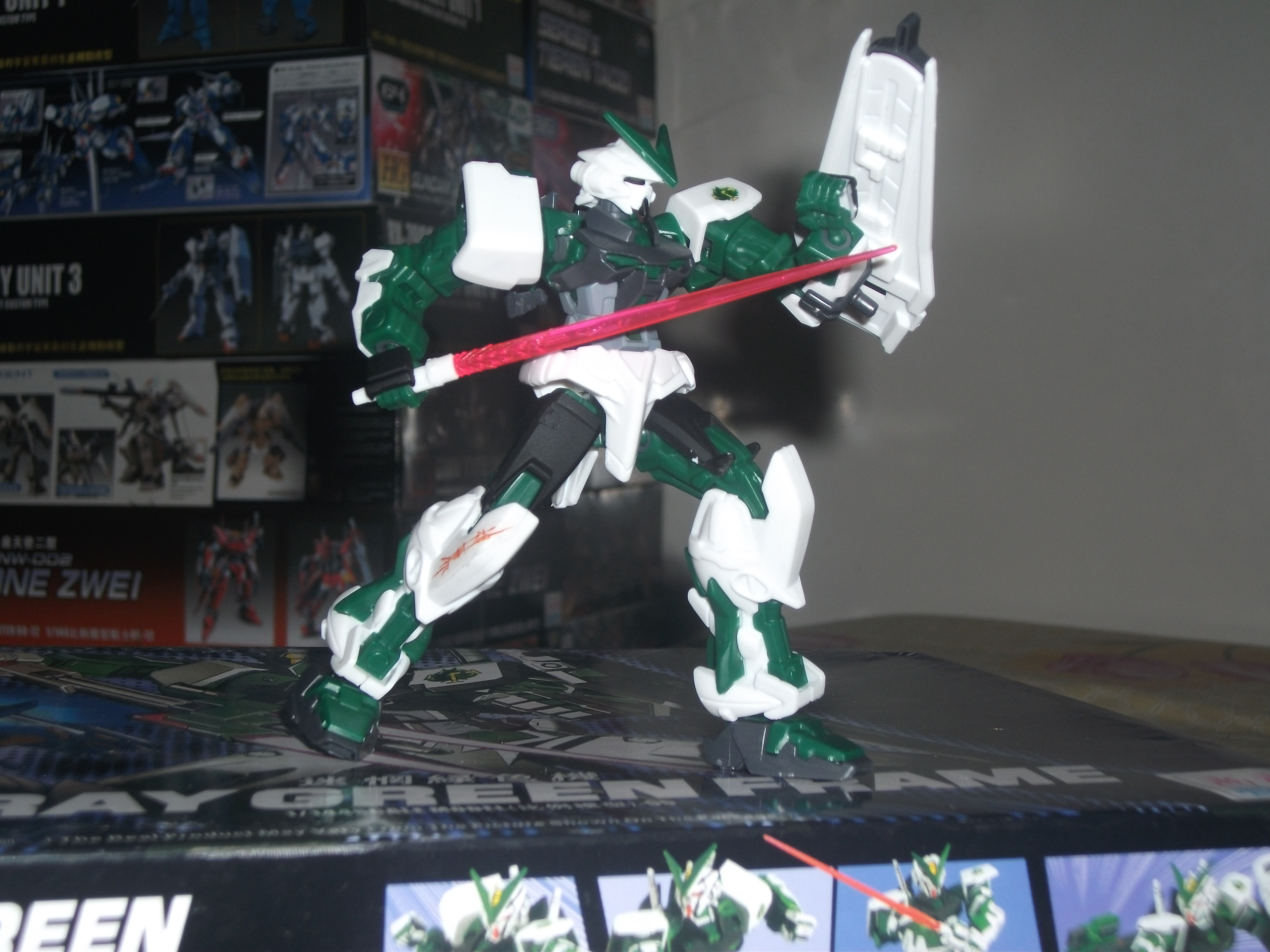 gambar / foto astray green frame koleksi pribadi saya. Gambar diambil